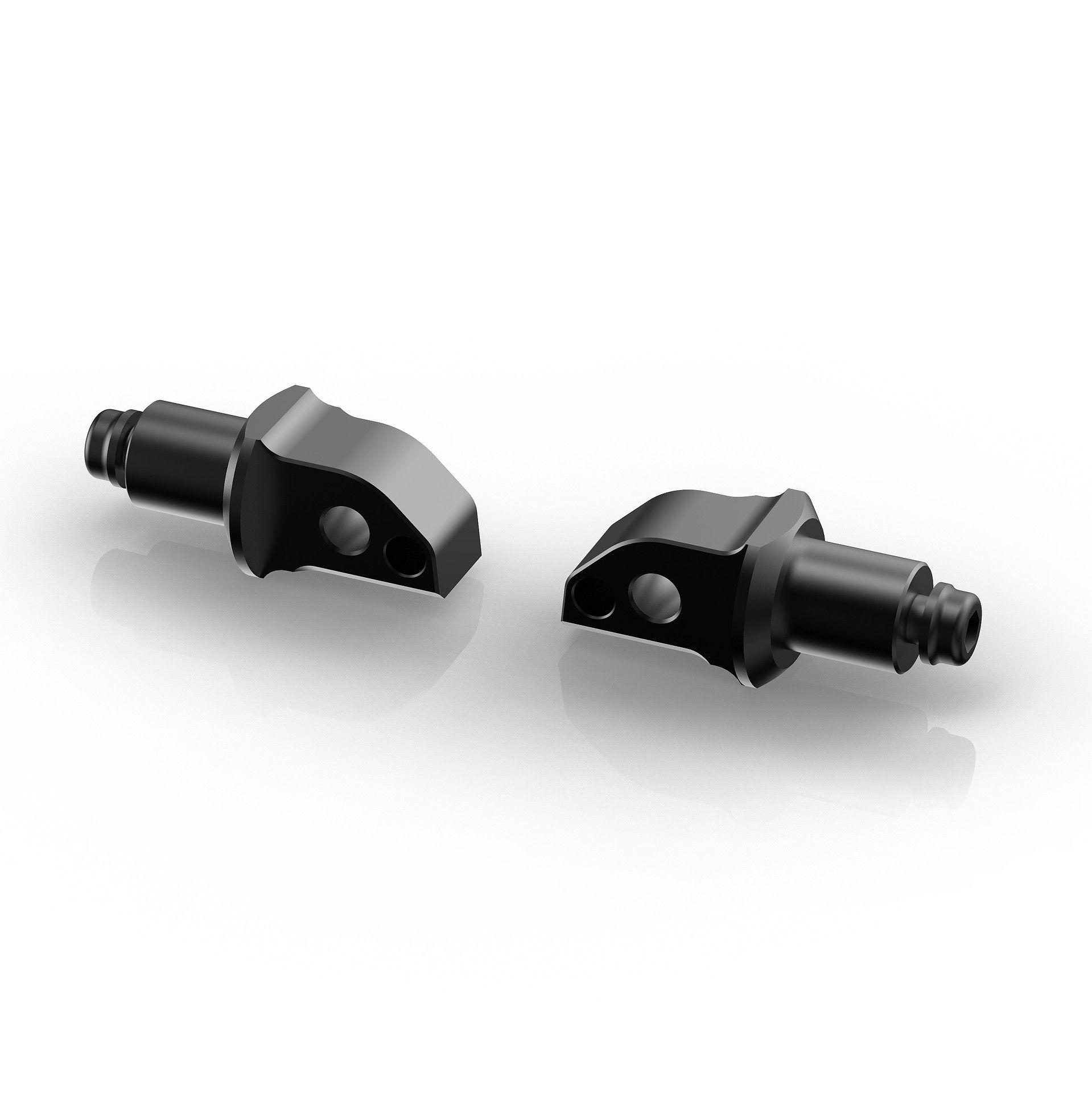 Kit de montage pour repose-pieds Rizoma (∅ 18 mm)