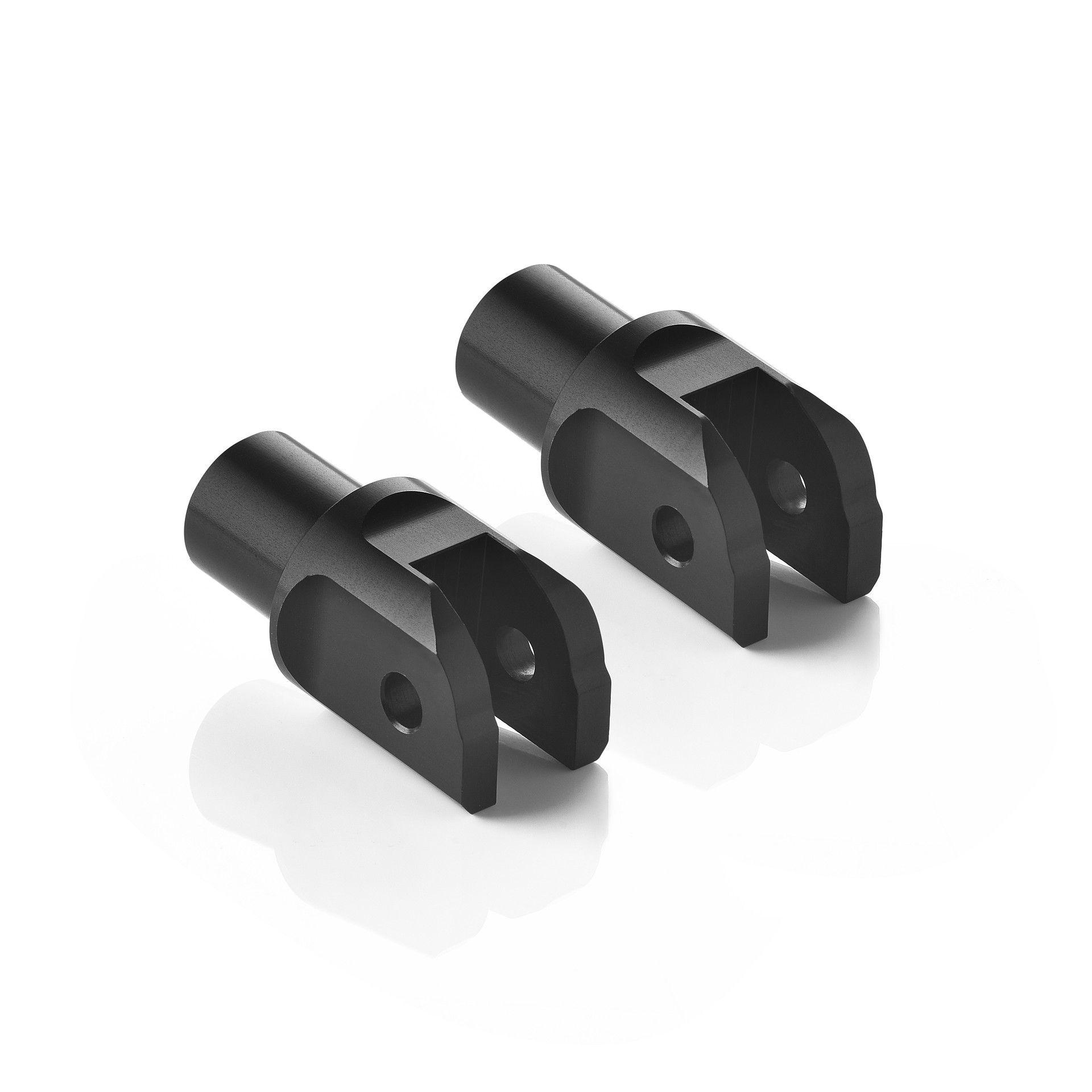 Rizoma peg mounting kit (∅ 18 mm)