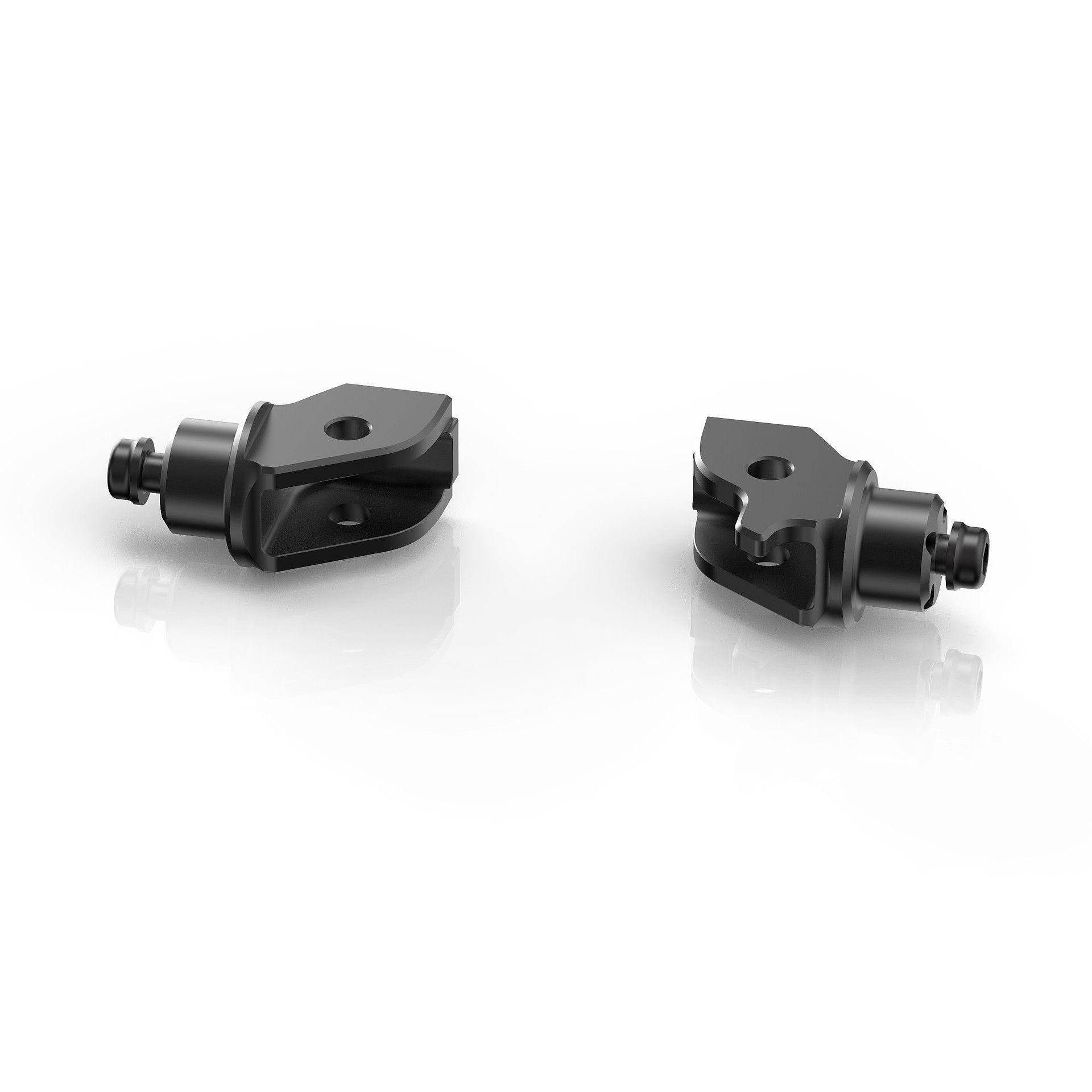 Rizoma peg mounting kit (∅ 22 mm)